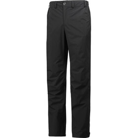 Helly Hansen Packable - Pantalones de Trekking Hombre - negro